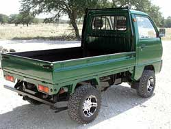 Suzuke Carry mini truck