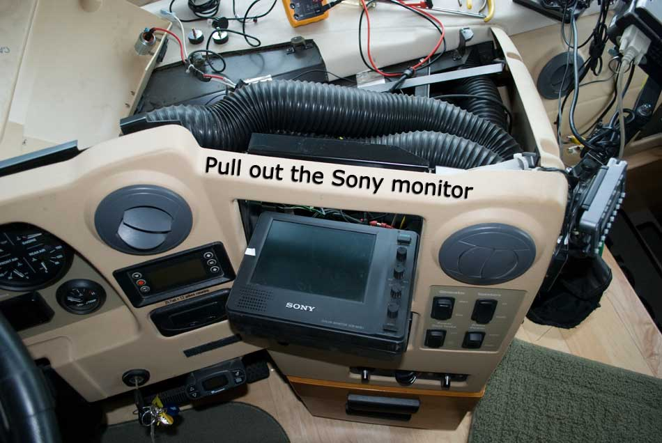 RemoveSonyMonitor we replace the sony backup cam monitor page 1  at mifinder.co