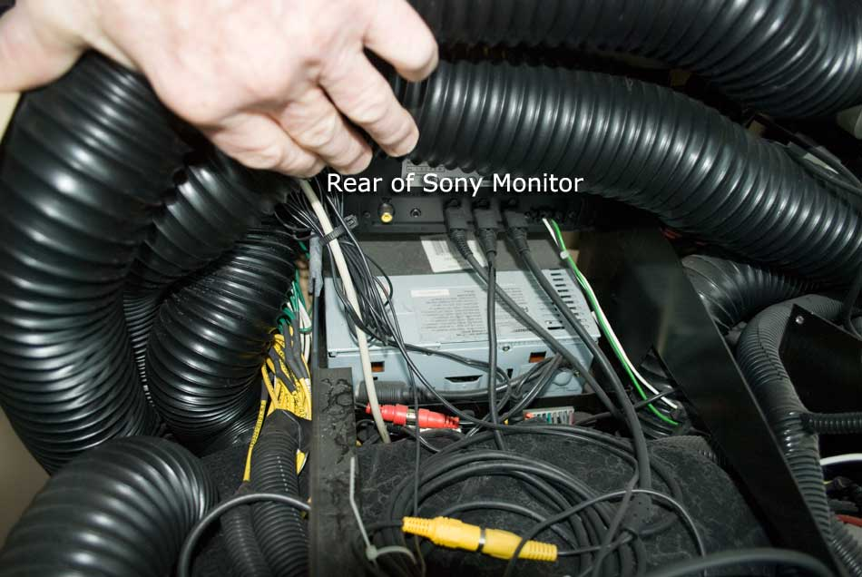 SonyRear we replace the sony backup cam monitor page 1  at mifinder.co