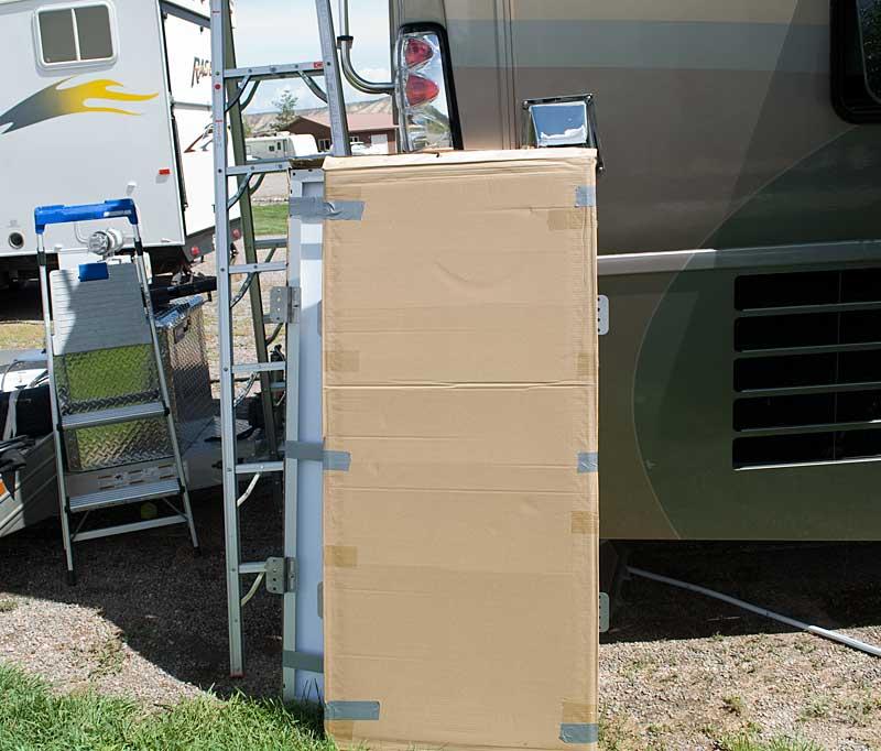 Zamp solar panel install - page 4