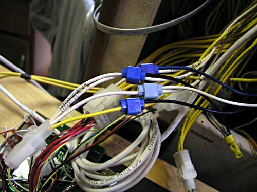 AGSwiring swap out of a stock winnebago dimensions inverter charger for a Wire Harness Assembly at n-0.co